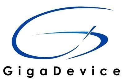 Логотип компании GigaDevice